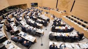 Landtag Baden Württemberg Landtag Stuttgart Landtag Will Neuen Haushalt Beschließen