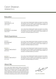 Calvin Cover Letter And Resume Template Architecture Resume Examples Free Excel Mplates Template Free Greatest Usa Kf8 Descgar Elegant Technical Architect Sample Project Samples Velvet Jobs It Head Solutions By Hiration And Complete Guide Cover Real People Intern Pdf New Enterprise Pfetorrentsitescom Architectural Rumes Climatejourneyorg And 20 The Top Rsumcv Designs Archdaily