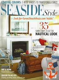 Interior Decorating Magazines List by Everything Coastal Tied Up More Nautical Decorating Ideas