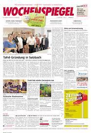 Lutz Kã Chenzeile Tafel Gründung In Sulzbach