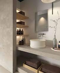 holz für nische im bad suche badezimmer tolle