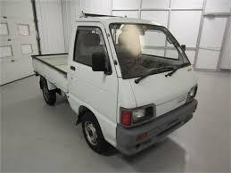 100 Hijet Truck For Sale 1992 Daihatsu HiJet For ClassicCarscom CC999817