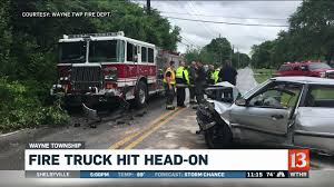 Fire Truck Hit Head-On In Crash - YouTube Firefighter In Serious Cdition After Firetruck Crash Brooklyn Car Involved With St Louis Fire Engine Fox2nowcom Fire Truck Accident Close Call For Jewel Rawhide And Velvet Dc Changes Protocol After 8 Firefighters Injured Engine Rusted Bolt Blamed Brac Truck Cayman Compass Zeeland Twp Falls Down Ditch En Route To Youtube Ks Hurt Apparatus Crash News Unbelievable Firetruck Accidents Fire Trucks While Responding Palmetto Expressway Reopens Driver Killed Following With Firetruck Sunday Results In Minor Injuries Crashes Into Ditch Along Old Highway 395 Nbc 7 San Diego