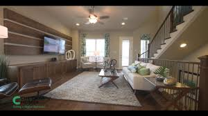 Fischer Homes Yosemite Floor Plan by Chesmar Homes Merion At Midtown Park Model Dallas Tx Youtube