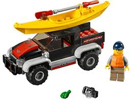 100 How To Make A Lego Truck Kayak Dventure 60240 LEGO City Products And Sets LEGOcom US