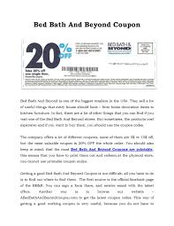Calaméo - Bed Bath And Beyond Coupon Bath And Body Works Coupon Promo Code30 Off Aug 2324 Bed Beyond Coupons Deals At Noon Bed Beyond 5 Off Save Any Purchase 15 Or More Deal Youtube Coupon Code Bath Beyond Online Coupons Codes 2018 Offers For T Android Apk Download Guide To Saving Money Menu Parking Sfo Paper And Code Ala Model Kini Is There A For Health Care Huffpost Life Printable 20 Percent Instore
