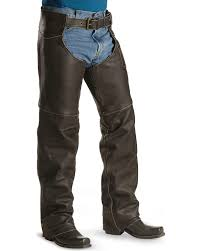 milwaukee motorcycle crazy horse leather chaps sheplers