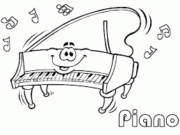 Music Coloring Pictures 1 ADULT COLORING BOOK PAGESMore Pins Like