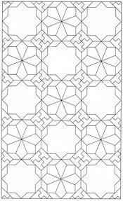 MAH 043 The Design And Execution Of Drawings In Iranian Tilework Mahmood Maher Al Naqsh