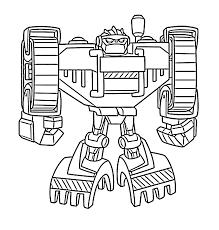 Dessin De Coloriage Transformers à Imprimer CP26410