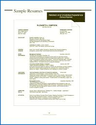 Sample Resume For Job Objectives Captivating Samples Objective General Also Of Images Resumes