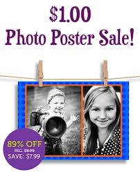 11x14 Designer Photo Poster Sale 100 S H Make One For