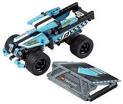 100 Lego Technic Monster Truck Amazoncom 42059 LEGO Stunt Toys Games