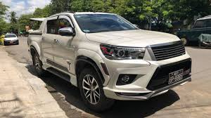 New Toyota Hilux Revo Rocco TRD ATIVUS Body Kits Perfect ... 47 Chevy Truck Custom Golf Cart Body Kit Front And Rear Club Car Ds 52017 F150 Fibwerx Raptorstyle Hood F1h002 Kenworth Truck Company Daycab Cversion Kits In And Easy Install Buy Bodytruck Boxtruck Bodies Go Kart Monster Truckgo Bodygo Service Metals Sunny Long Body Model Boxearly Version Specialized Custom 40s For Ds And Yamaha Gseries Dodge Stratus Saint Charles 571 Sd Kits Pickup Truck Accsories Autoparts By Worldstylingcom 2015 2016 2017 2018 Gmc Canyon Stripes Raton Decals Lower Rocker