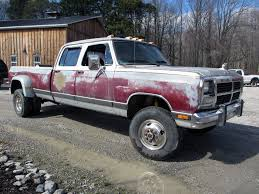 100 Dodge Dually Trucks 1985 Ram With A 59 L Cummins Engine Swap Depot