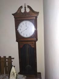 100 Mauthe Grandfather Clock