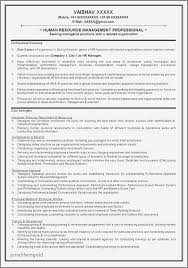 Sample Resume For Maintenance Technician Unique As 30 New Property