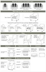Sure Fit Wing Chair Recliner Slipcover by Sure Fit Slipcovers Cotton Duck Wing Chair Slipcover The Mine