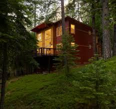 Cabin in the woods Fine Homebuilding