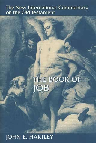 The Book of Job text cover