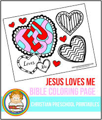 Simple Bible Valentines Day Coloring Page This Is Beautiful Could Work For A Placemat