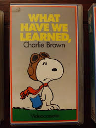 Berenstain Bears Christmas Tree Vhs by Second Silver Charlie Brown What Have We Learned Animated 1983