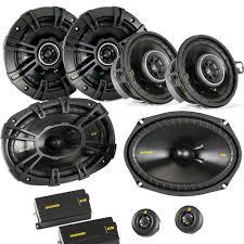 Kicker For Dodge Ram Truck 02-11 Speaker Bundle- CS 6x9