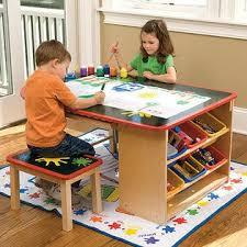 Catchy Collections Of Toddler Desks by Best 25 Kids Art Area Ideas On Pinterest Kids Art Corner Kids