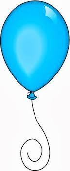 CLIP ART 36 Betiana 3 Picasa Web Albums Happy Birthday BalloonsHappy Birthday BlueHappy