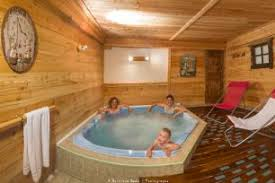 hotel and spa in the alps le chalet d en hô