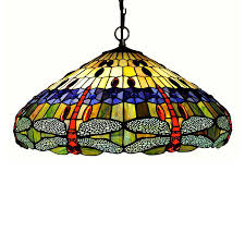 chandelier bathroom lights l shades stained glass pendant