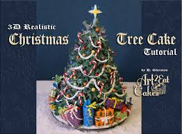 Christmas Tree Tutorial By Heather Sherman Of Art2Eat Cakes