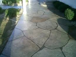 How To Paint Cement Patio Home Design Ideas and