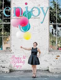 Clovis Ca Pumpkin Patch 2015 by Enjoy Magazine South Valley Living U2014october 2015 By Enjoy Magazine