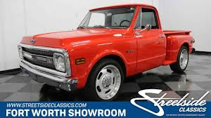 Chevrolet 1969 Chevy Truck Stepside For Sale C Pickup Short Bed ...