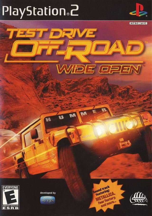 Test Drive Off-road: Wide Open [PS2]