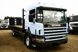 Used Scania Trucks For Sale UK | Second Hand Commercial Lorry Sales ...