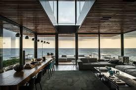 strandhaus im mediterranen stil mit tollem blick auf das meer