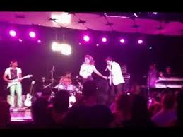 Conga Room La Live by Denise Russo At The Conga Room Stage In La Live Youtube