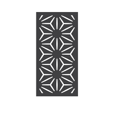 Decorative Garden Fence Home Depot by Composite Fence Panels Composite Fencing The Home Depot