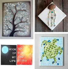 Diy Canvas Art Tutorial Wall Ideas Tutorials 7