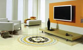 Tile Flooring Ideas For Bedrooms by Vitrified Tiles Flooring Or Marble Flooring Interior Decorating Idea