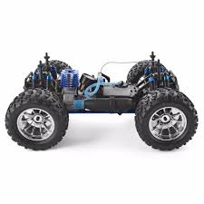 100 Gas Powered Remote Control Trucks HSP RC Car 110 Scale Two Speed Off Road Monster Truck Nitro
