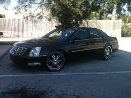 Cadillac DTS Rims