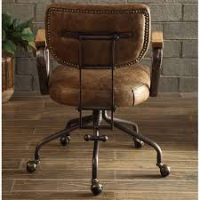 Hallie Executive Office Chair In Vintage Whiskey Top Grain Leather By Acme  Furniture Wingback Office Chair Vintage Top Grian Real Leather Desk Alinium Chairs Cad Drawings Vanbow Memory Foam Adjustable Lumbar Support Knob And Tilt Angle High Back Executive Computer Thick Padding For China Italy Design Speaking Antique Table Hxg0435 Guide How To Buy A 10 Us 18240 5 Off18m Writing Desks Rosewood Living Room Fniture Tables Solid Wood Book Board Chinese Style On Fjllberget En Andinavisk Karaktr Ikea Home Office Retro Chair With Ceo Sign Isolated A White Background Give Those Old New Life 7 Steps Pictures Soft Padded Mid Light Brown