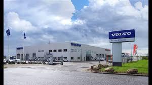 100 Volvo Truck Center Aarhus