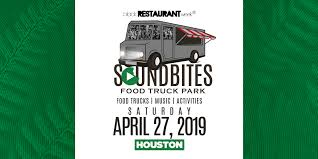 100 Food Trucks Houston Soundbites Truck Fest 2019 Black Restaurant Week