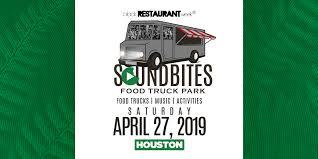 100 Food Trucks Houston Soundbites Truck Fest 2019 Black Restaurant Week