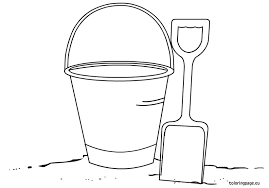 Sand Pail And Shovel Clipart 31
