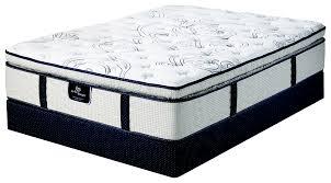 Serta Perfect Sleeper Air Mattress With Headboard by Catalog Products Archive Murmaid Mattress